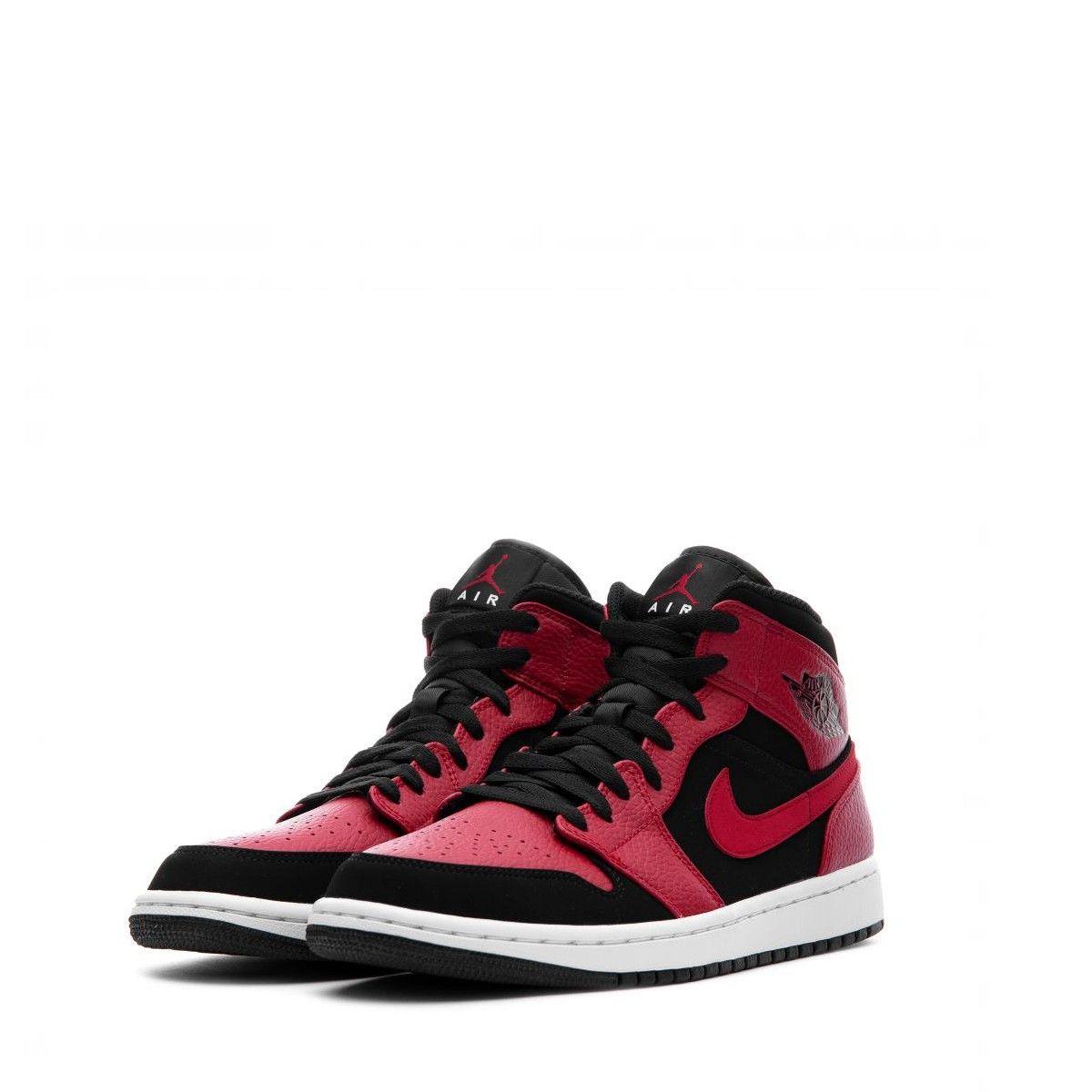 Basket Nike JORDAN 1 MID Ref. 554724 054 Pegashoes