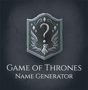 Game Of Thrones Direwolf Name Generator | Games World