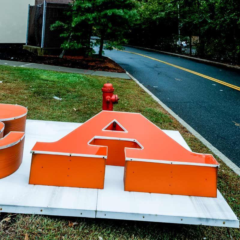 Letter Men 2 Gimme an A! Plain Sight New Jersey