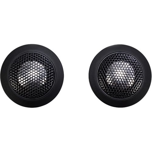 MB Quart - Discus 6-1/2 2-Way Car Speakers with Mica-Filled Polypropylene (MFP) Cones (Pair) - Black #componentspeakers