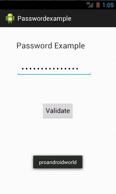 دورة تعليم برمجة تطبيقات الأندرويد الدرس الس ادس عشر شرح تكويد خانة كلمة المرور للأندرويد Android Password Field Projects To Try Passwords