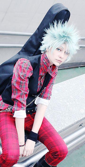 Shinichi Okazaki cosplay (Nana) by ~mad-englishman on ...