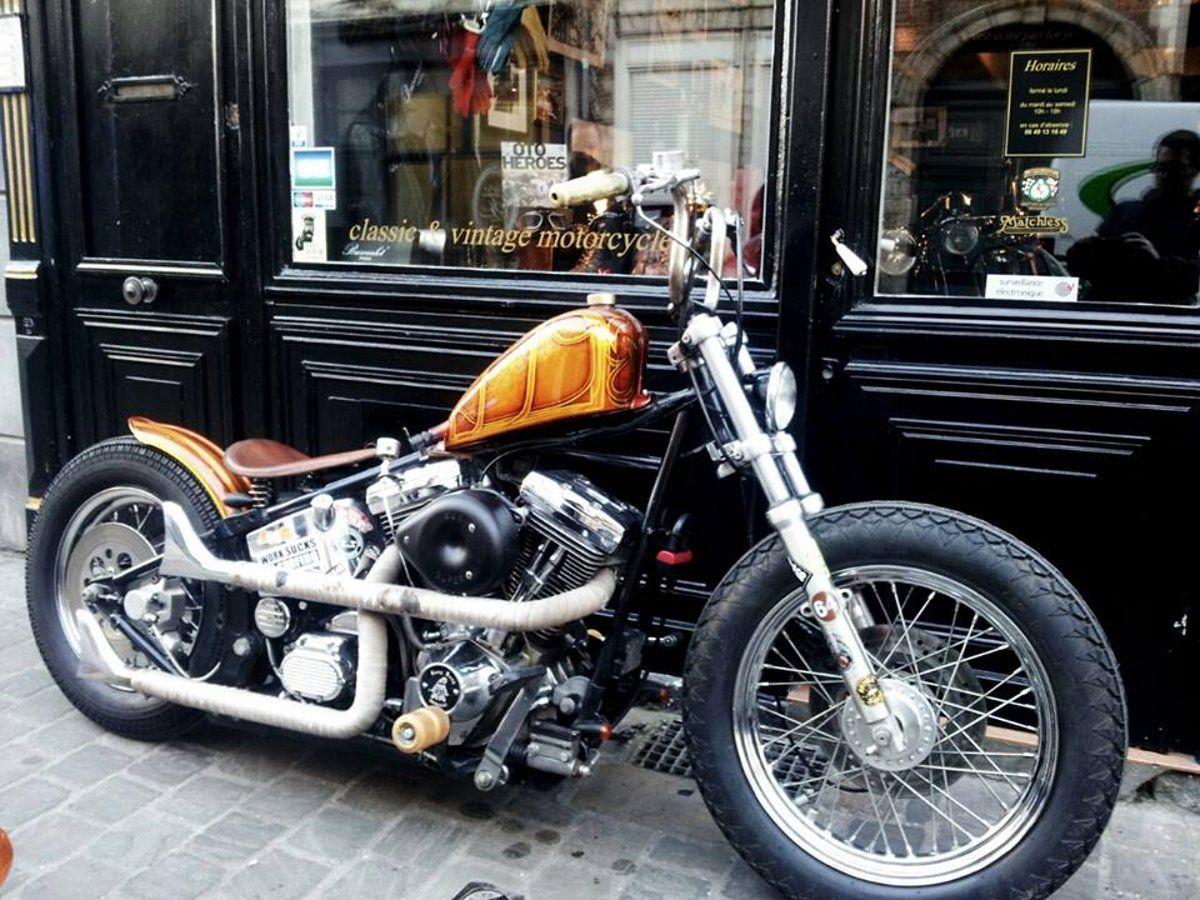 Huile Moteur Harley Davidson Deluxe