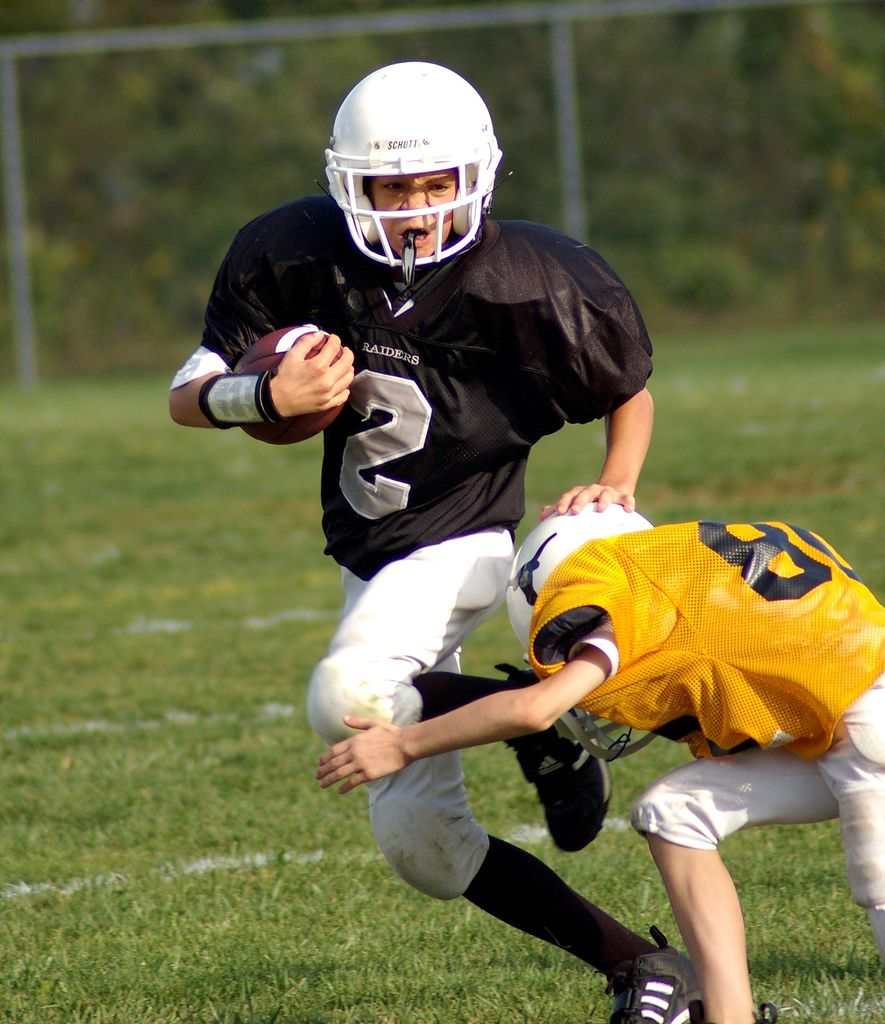 2000 yards passing in 2011? Youth Football Strategies will