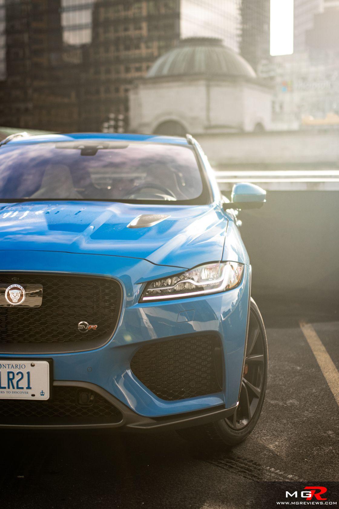 Review 2020 Jaguar F Pace Svr In 2020 Automotive Photography Jaguar Family Suv
