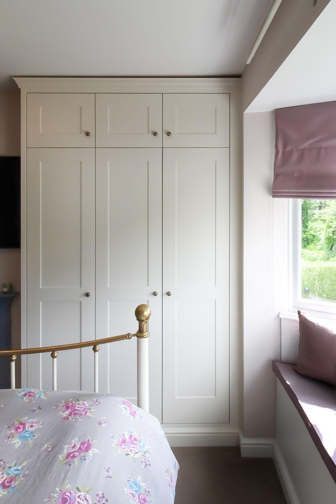 Fitted Shaker Wardrobe Handmade By Tw Bespoke In Burton Upon Trent