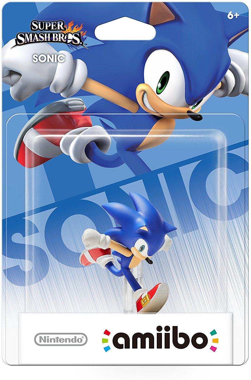 Nintendo Sonic Amiibo Nintendo Amiibo Nintendo Super Smash Bros Amiibo