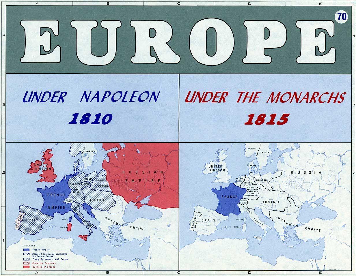 Image Result For Map Of France Before Napoleon Napoleon Bonaparte