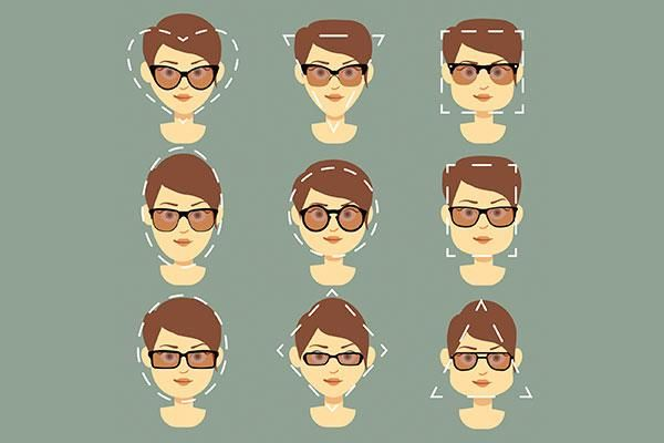 How To Choose The Best Eyeglass Frames For Your Face Shape -3424