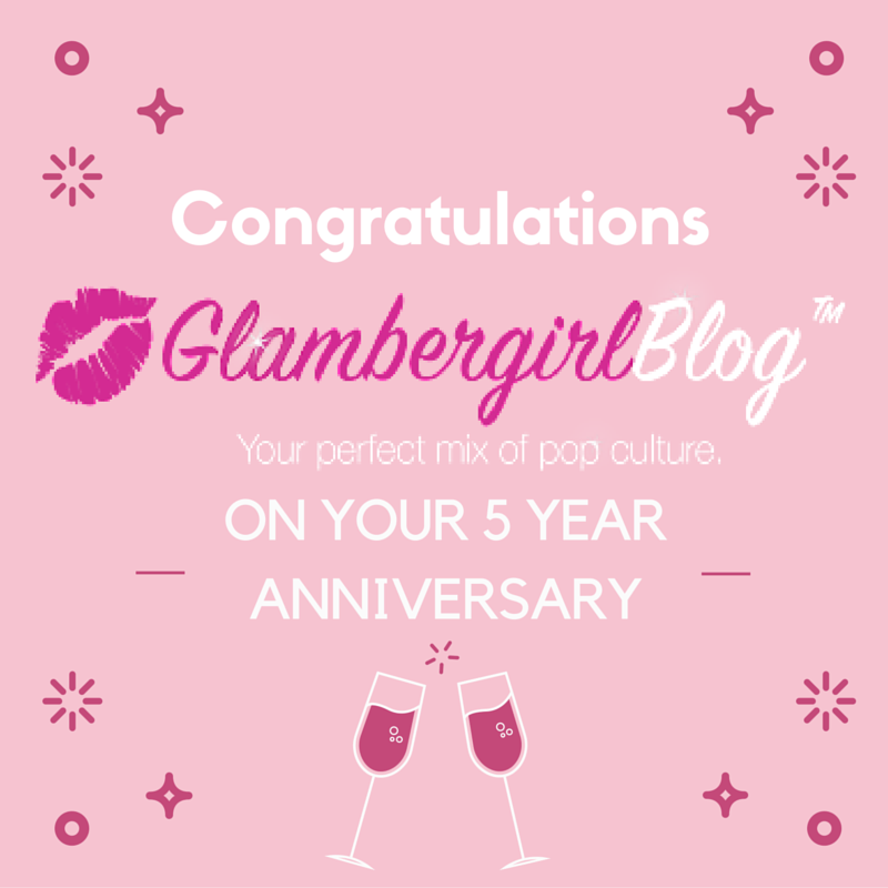Team NRPR would like to send a huge congratulations to our dear friend, Amber Dover, for her blog reaching its five-year anniversary.