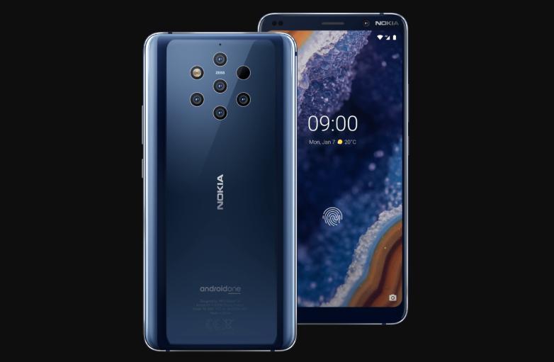 جهاز نوكيا الجديد Nokia 9 Pureview Phone Nokia Refurbished Phones