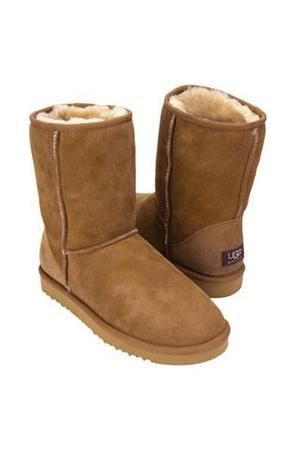 2e7957c9b93 Ugg Classic Short Boots Profile Photo | The Big Bang Theory in 2019 ...