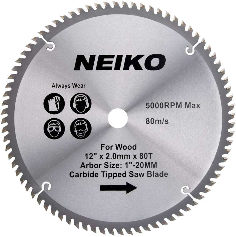Top 10 Best Miter Saw Blades In 2020 Reviews Buying Guide Saw Blade Miter Saw Circular Saw Blades