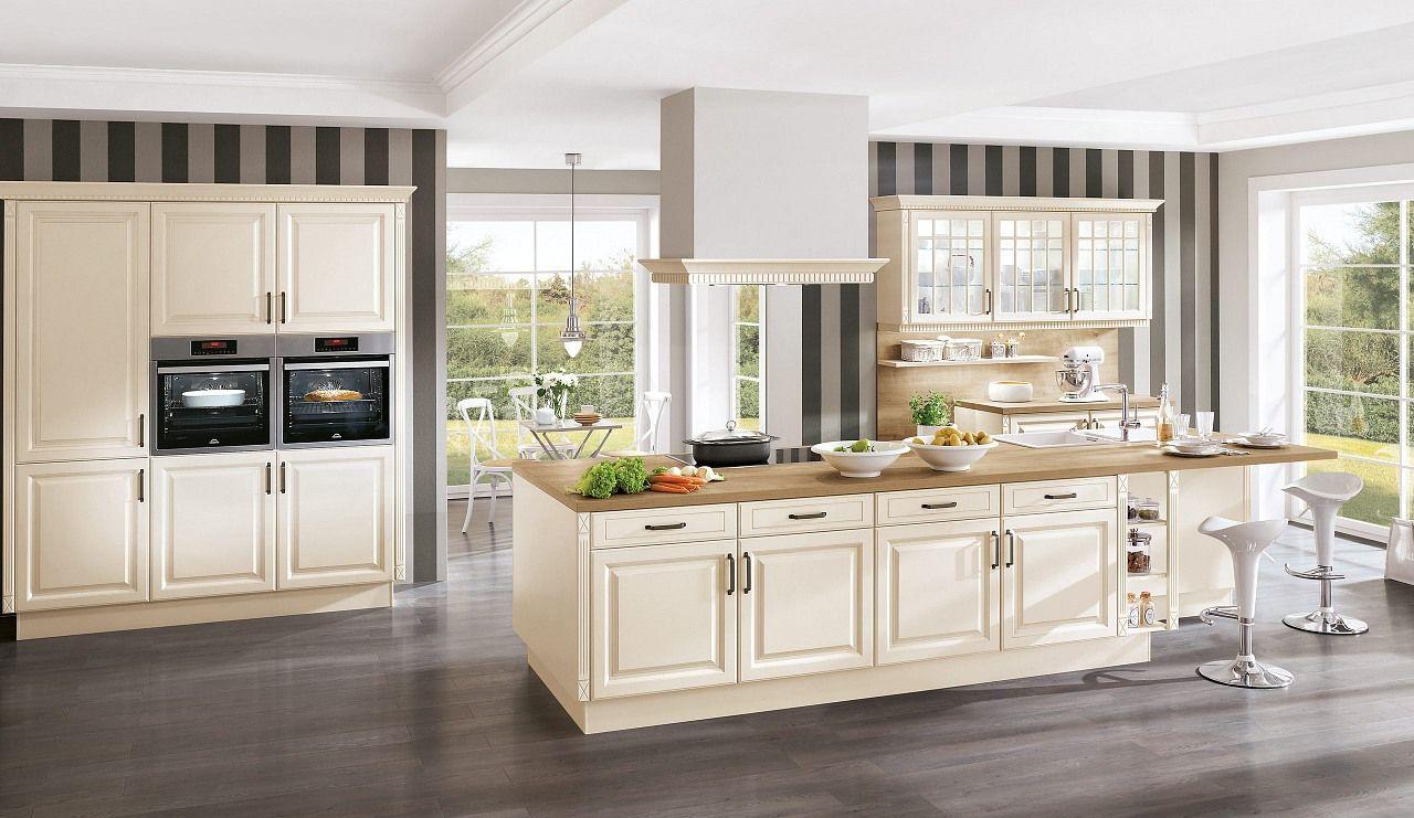 küche creme norina8224 Nobilia küchen, Küche