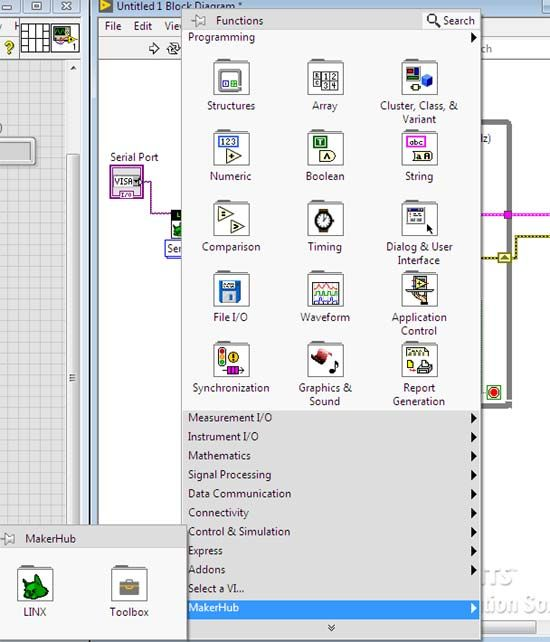 Graphical Coding In LabVIEW