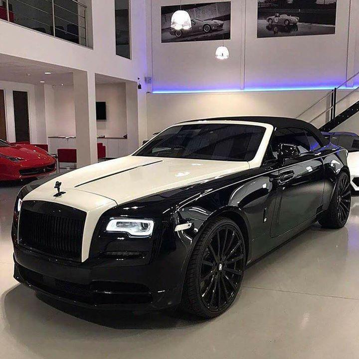 Rolls Royce Black Dream Asphaltassassins Rolls Royce Classic Cars