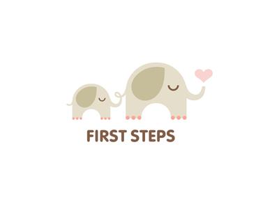 Logo Design More Elephants Animal Logo Toys Logo Kids Logo