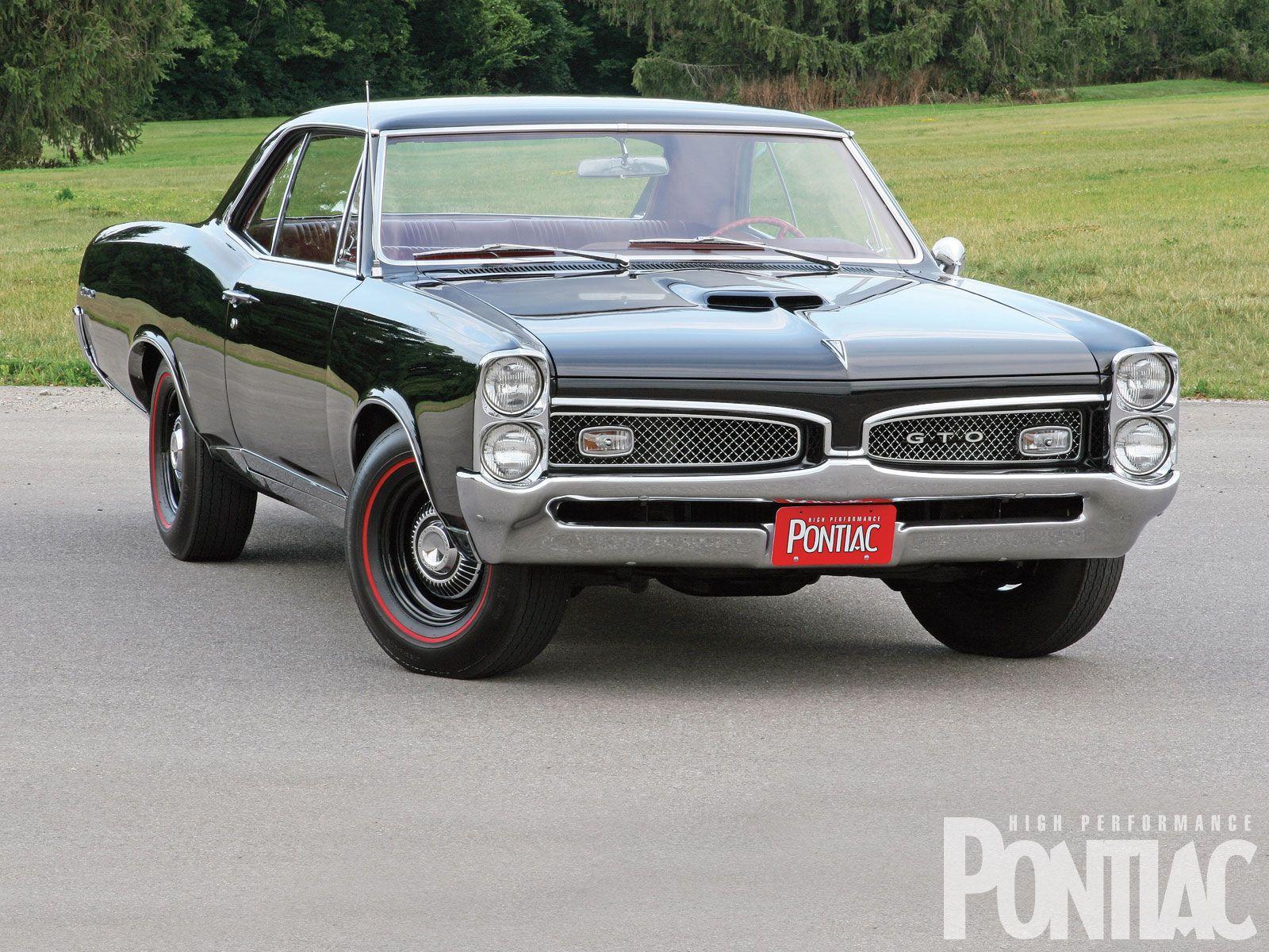 THE List - #47 1970 Pontiac GTO | Blog - MCG Social ...