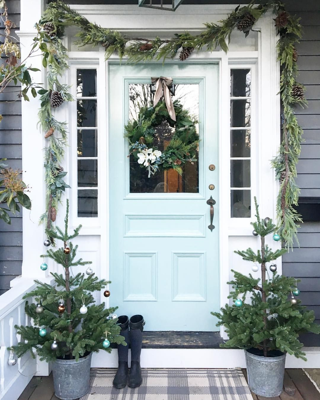 Pinterest Deco Exterieur Holiday Decor On Point Holiday Pinterest Decoration