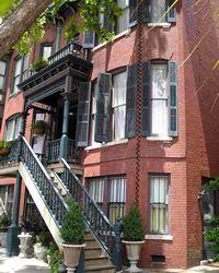 The 1895 inn savannah