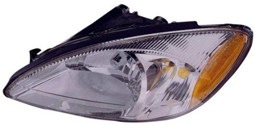 Depo 330 1108l Af Ford Taurus Driver Side Head Light Assembly Depo