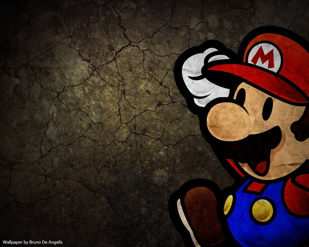 super mario wallpaper - penelusuran google | other | pinterest
