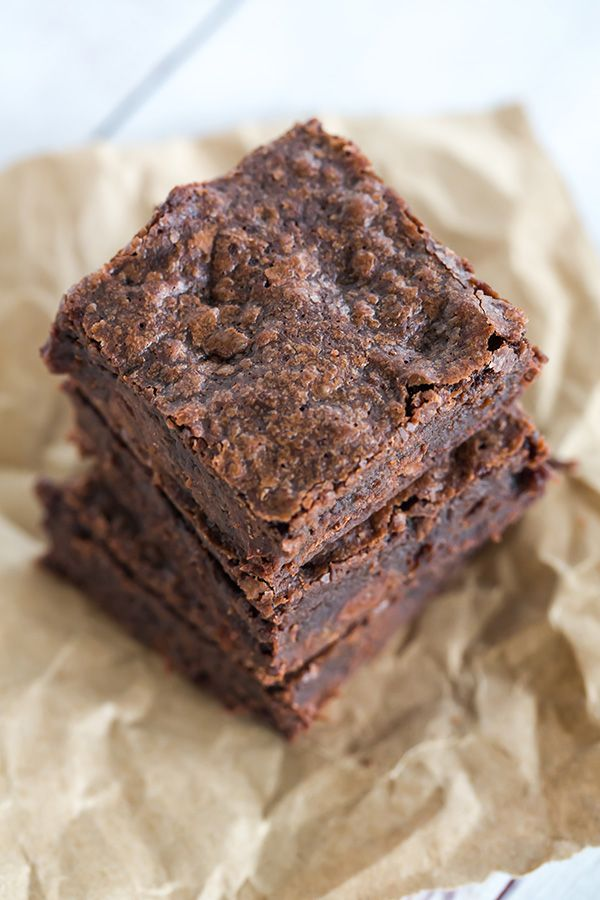 Photo of Better-Than-Box-Mix Brownies