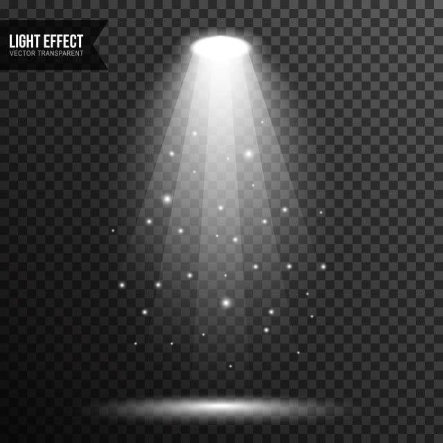 Cena Iluminada Holofotes Palco Efeito De Luz Vector Transparente Material De Imagem Vetor Png Images For Editing Light Background Images Blue Background Images