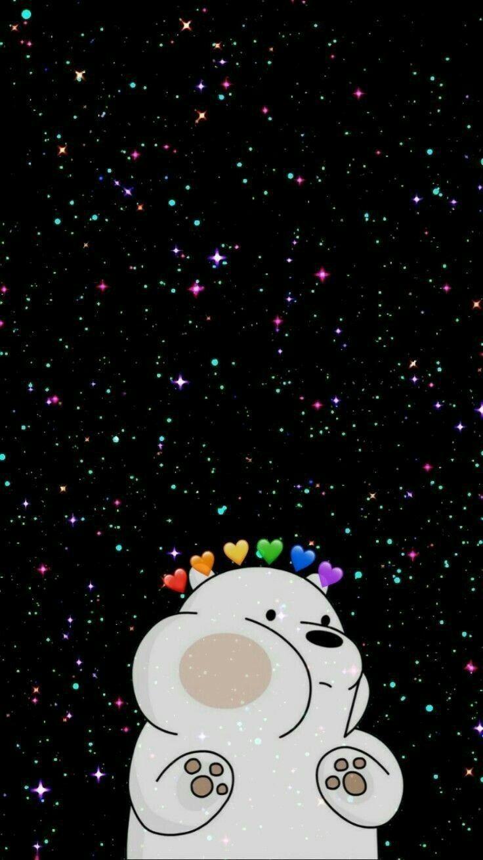 #Aesthetic #igaesthetic #emojis #emojiaesthetic#wallpapers #iphonewallpapers #androidwallpapers #cute … (With images) | Bear wallpaper, Cute emoji wallpaper, Cute panda wallpaper