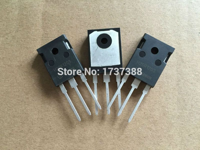 Free shipping IHW20N120R3 H20R1203 Induction cooker power tube IGBT