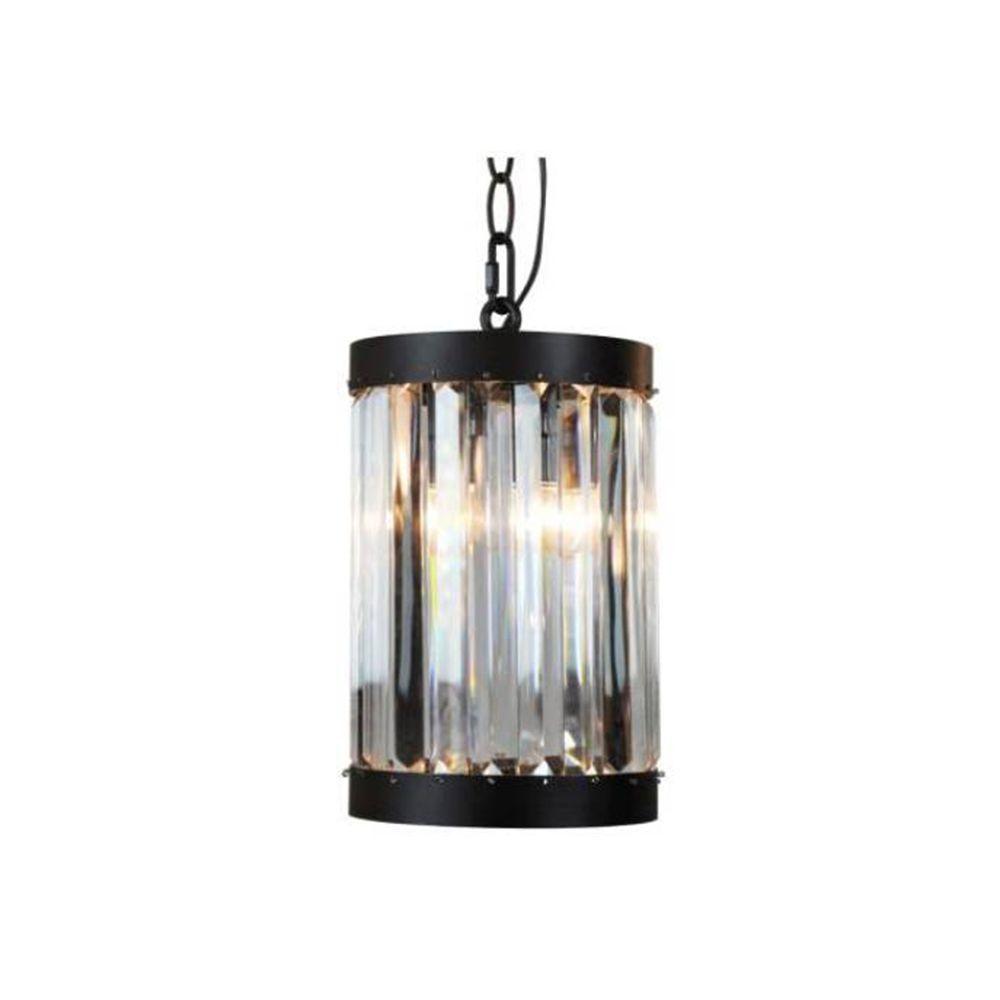 Perfect Home Decorators Collection 1 Light Oil Rubbed Bronze Indoor Glass Mini  Pendant