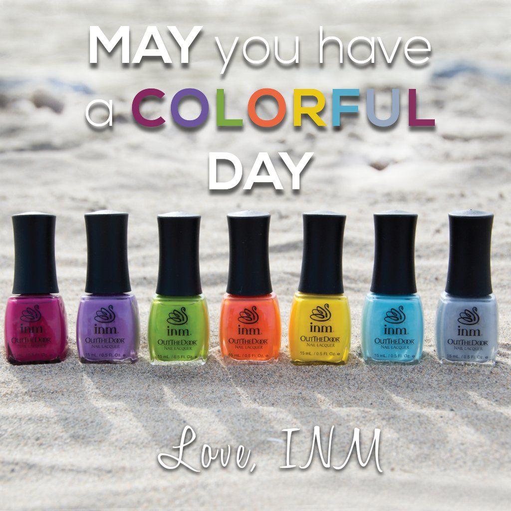 INM nail   Marques de vernis à ongles/Nails polish brand & UV gel ...