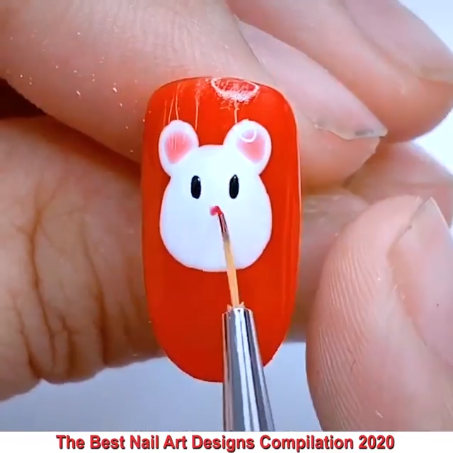 New Nails Art 2020 The Best Nail Art Designs