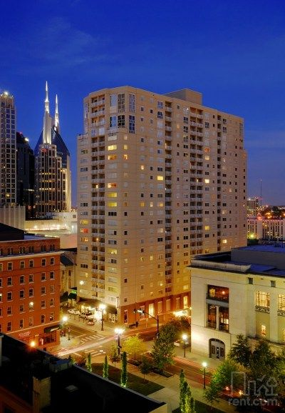 The Cumberland Church Street Nashville Tn Apartments For Rent Nashville Vacation Amazing Apartments Apartments For Rent