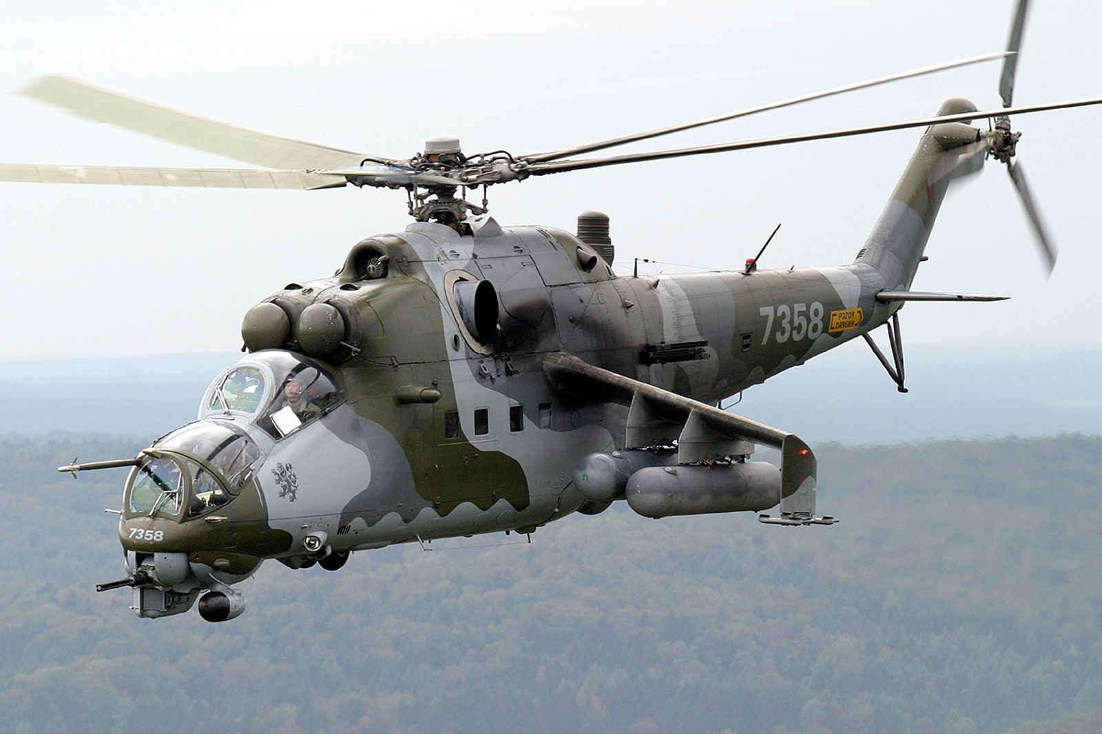 hind helicopter - Google Search