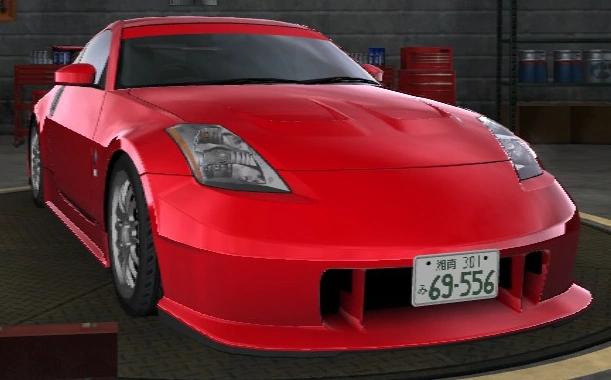 Nissan 350z Initial D Wiki Fandom In 2020 Nissan 350z Nissan Nissan Z Cars