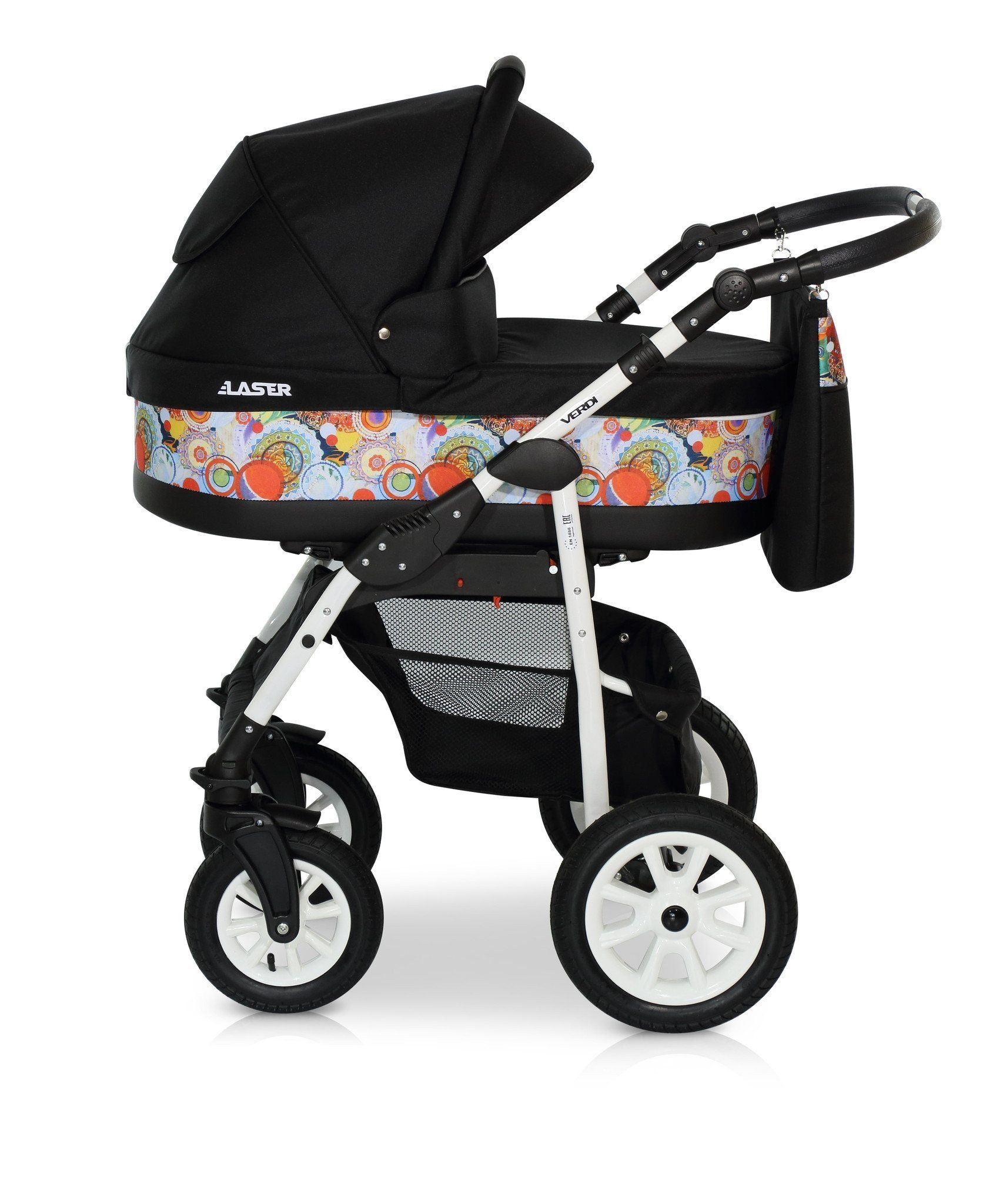 Laser Casual 3in1 Stroller, New baby products, Baby
