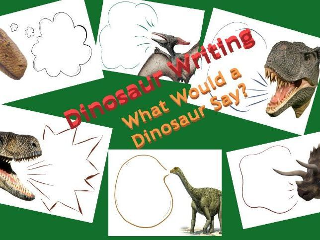 essay writing about dinosaurs Dinosauria on-line offers dinosaur picture gallery, dictionaries, taxonomic information, geological data, maps, and explanations of dinosaur names, as well as a style guide for writing about paleontology.