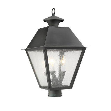Outdoor Post Lights Livex Lighting
