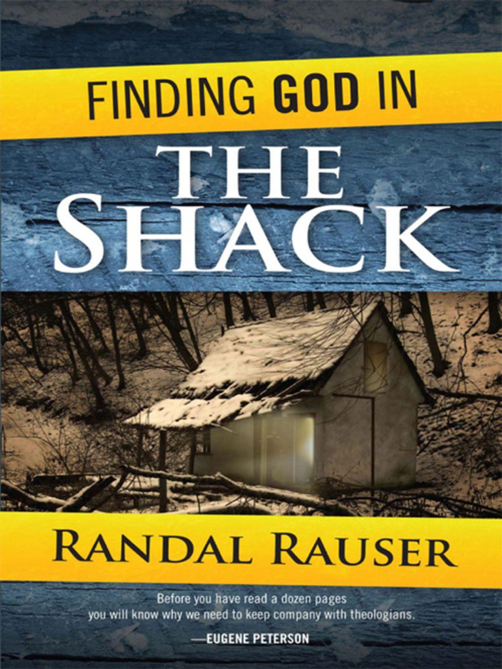 Finding god in the shack ebook finding god god