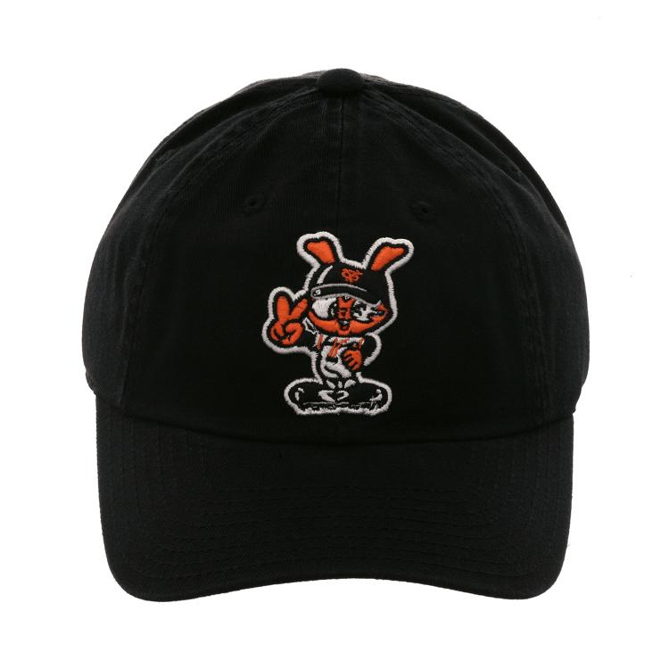 American Needle Tokyo Giants Adjustable Hat Black Hat Club Adjustable Hat American Needle Black