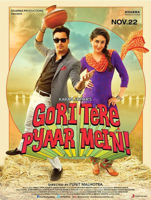 Gori Tere Pyaar Mein 2013 Full Hindi Movie Watch Online Watch Online Hindi Movies Telegu South Indian Hindi Movies Indian Movies Online Hindi Movies Online
