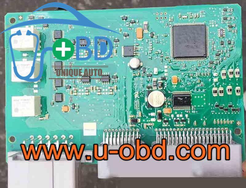 LAND ROVER KVM repair programming clip fixture | Car repair