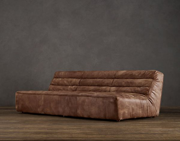 6 Industrial Style Furniture Pieces For Your Home Best Leather Sofa Leather Sofa Industrial Style Furniture