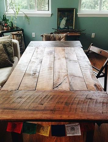 Wooden Whale Workshop Projects To Try Diy Farmhouse Table