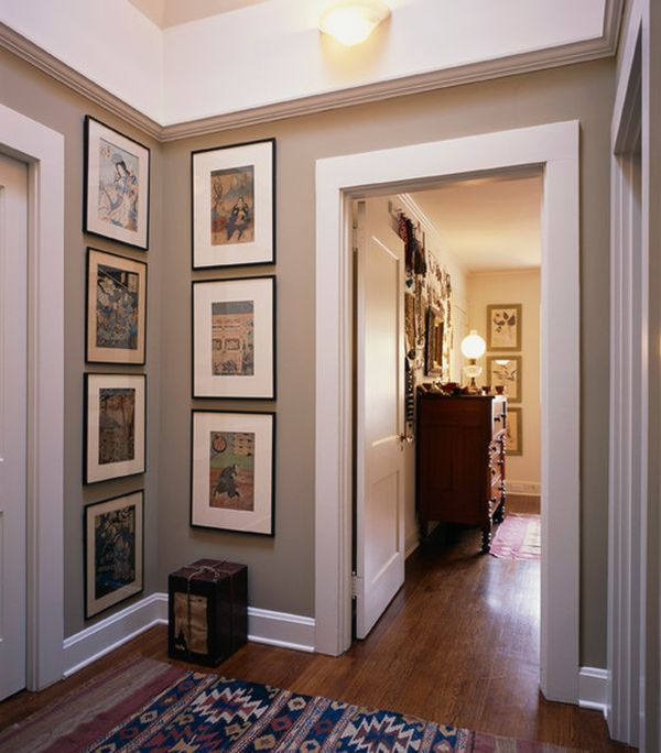 How To Paint A Hallway how you can decorate the empty corners in your home - 15 cool