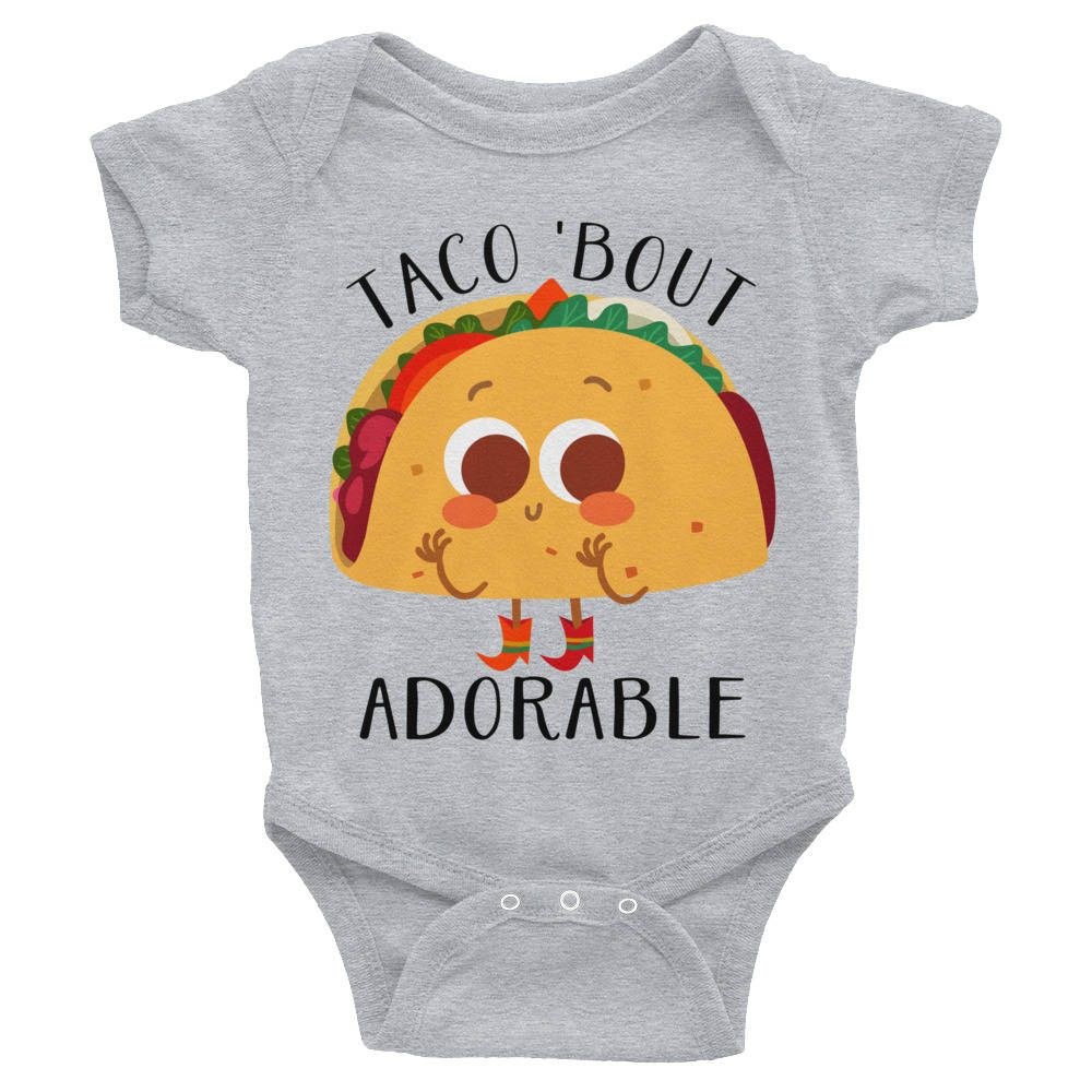 Baby Clothes Near Me Awesome Cute Baby Onepiece  Taco Onsie Taco Baby Shirt Taco Baby Gift Cute Review