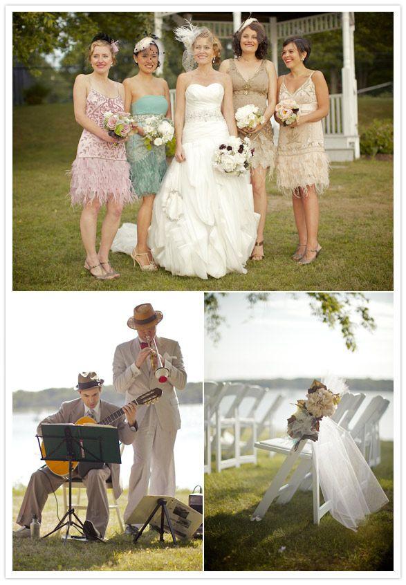 A Great Gatsby 20 S Inspired Wedding Shannon Ed Real Weddings 100 Layer Cake 1920s Wedding Theme Gatsby Wedding Great Gatsby Wedding