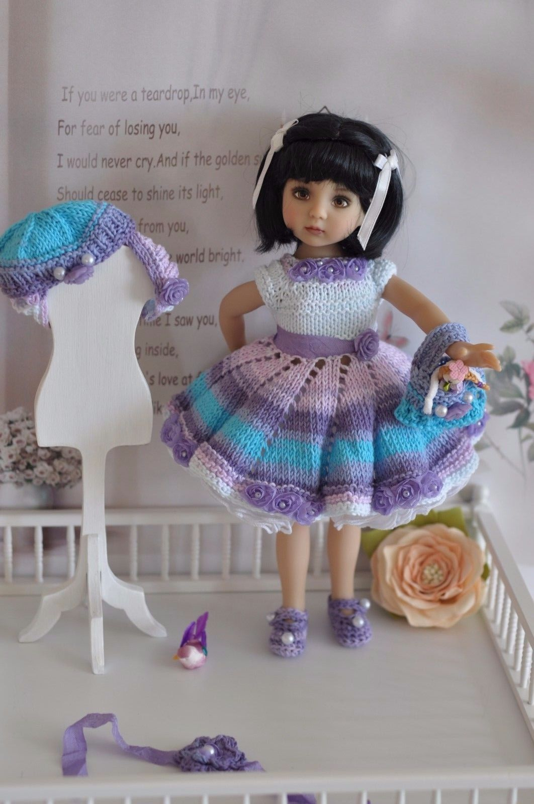 """Outfit for Little Darlings Dianna Effner 13""""   eBay"""