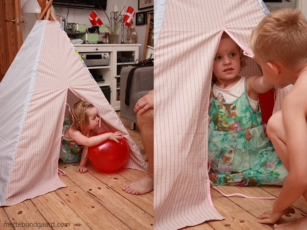 Metunda Universe: #Tipi cave for #children